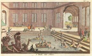 Hydathrerapy History